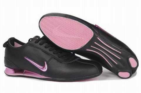 basket nike shox femme pas cher